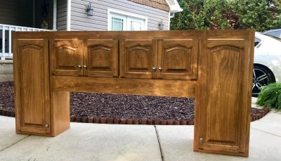 Oak Kitchen Cabinet