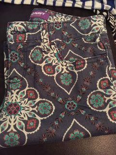 Old navy skinny jeans size 10 regular perfect condition