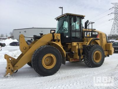 2016 Cat 962M Wheel Loader