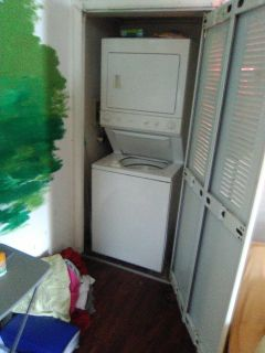 Washer/Dryer, GE, Self Owned to replace Apt. Junked unit.
