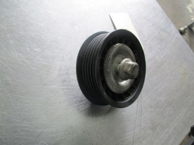 Find 7E028 2011 CHEVROLET IMPALA 3.5 GROOVED SERPENTINE IDLER PULLEY motorcycle in Arvada, Colorado, United States, for US $20.00