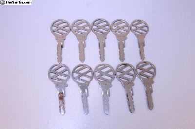 Original VW Keys A Profile
