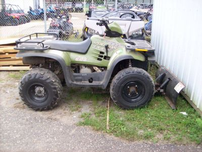 1999 Polaris Sportsman 500 Utility ATVs Wisconsin Rapids, WI