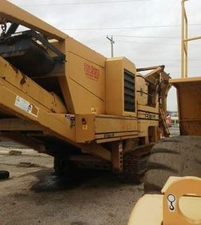 2005 Extec C12 Crusher for sale