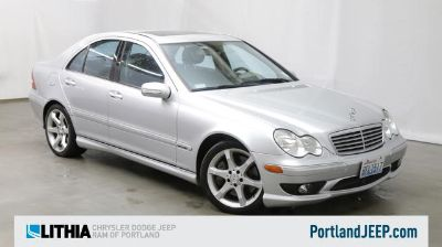 2007 Mercedes-Benz C-Class C230 (Iridium Silver Metallic)