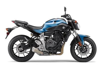 2017 Yamaha FZ-07 Sport Motorcycles Gainesville, GA