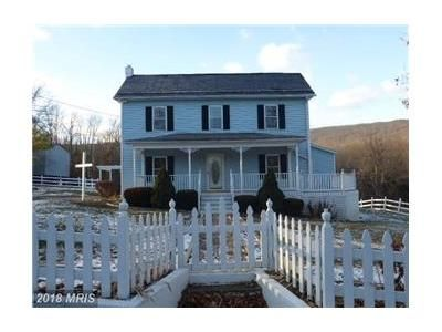 4 Bed 1 Bath Foreclosure Property in Maurertown, VA 22644 - Fairview Rd