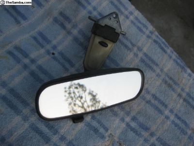 Rear view mirror 68+