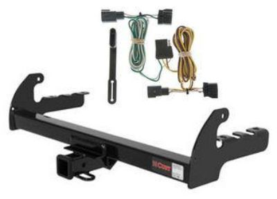 Sell Curt Class 3 Trailer Hitch & Wiring for 95-03 Dodge Dakota motorcycle in Greenville, Wisconsin, US, for US $157.86