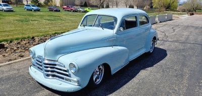1948 Chevrolet Fleetmaster 2 Door Coupe modified