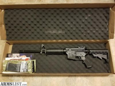 For Trade: Smith & Wesson M&P Sport II AR15 .223
