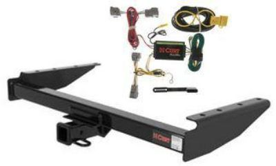 Sell Curt Class 3 Trailer Hitch & Wiring for 1994-1998 Jeep Grand Cherokee motorcycle in Greenville, Wisconsin, US, for US $174.15