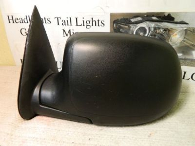 Sell GMC SIERRA, CHEVY SILVERADO 1999-2002 LEFT/DRIVER POWER SIDE MIRROR motorcycle in Rockford, Michigan, United States, for US $50.55