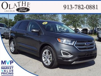 2017 Ford Edge (Magnetic Metallic)