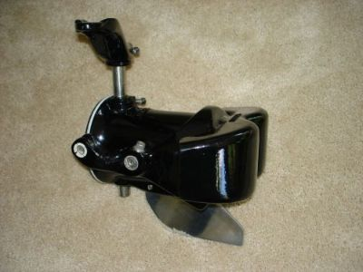 Sell Berkley jet boat race nozzle part # L3828 with reverse bucket and strering arm motorcycle in Angola, Indiana, United States