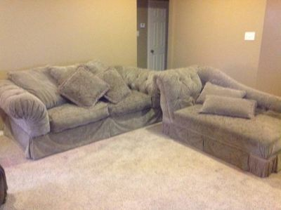 Large sofa  chase lounge