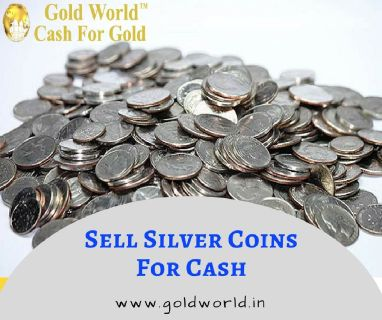 Gold World- A world of precious metals Sell Silver Coins For Cash