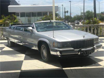 1995 Cadillac Limousine