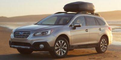 2017 Subaru Outback Premium (Crystal White Pearl)