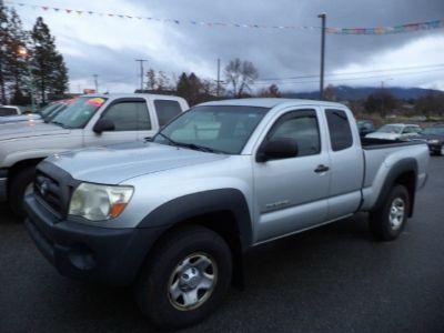 2007 Toyota Tacoma 4WD Access I4 MT