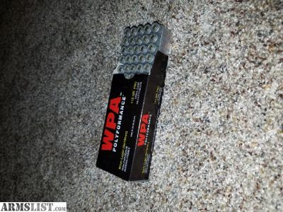 For Sale: Ammo 9mm