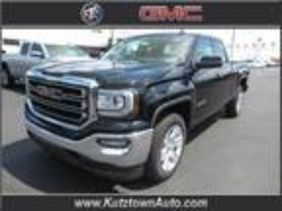 2018 GMC Sierra 1500 Black