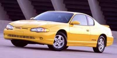 2003 Chevrolet Monte Carlo LS (Sandrift Metallic)