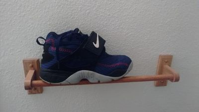 $20, Used pair of air force ones and nike air diamond turfs