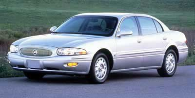 2000 Buick LeSabre Custom (Bright White)