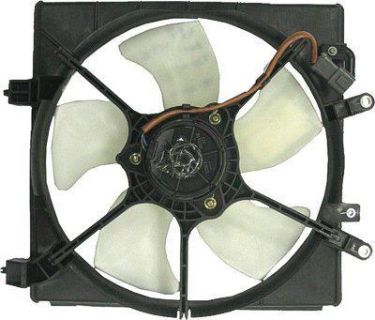 Find Replace HO3115131 - 2001 Honda Civic Radiator Fan Assembly Car OE Style Part motorcycle in Tampa, Florida, US, for US $69.14
