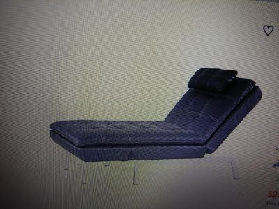 Brand-new foldable couch