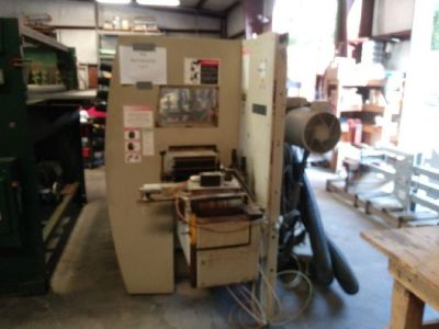 2005 Weinig H1000 Moulder (Feed Through) RTR# 8063718-01