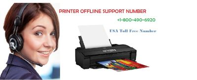 Printer Offline Tech Support Number@+1-800-490-6920