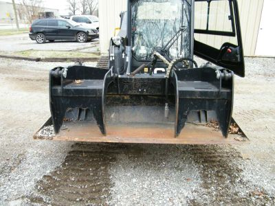 2013 JCB SCRAP GRAPPLE 72""