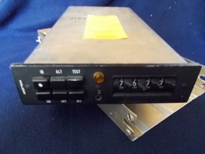 Sell ARC RT 859A Transponder with Tray motorcycle in Alamosa, Colorado, United States, for US $600.00