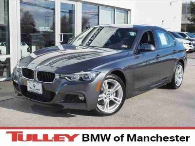 Used 2018 BMW 3 Series Sedan