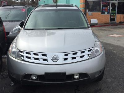2005 Nissan Murano S (Silver)