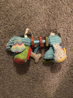 Car seat/carrier toy