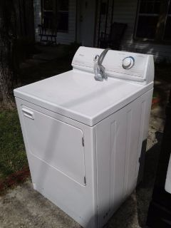Maytag heavy-duty electric dryer
