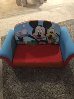 Mickey couch