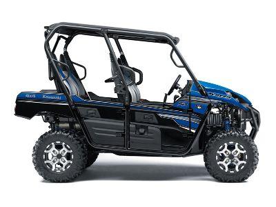 2018 Kawasaki Teryx4 LE Side x Side Utility Vehicles Arlington, TX