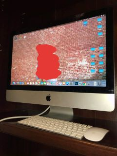 IMac all in 1 computer
