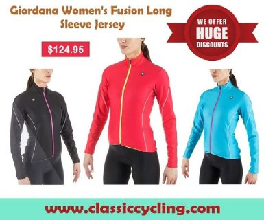 Classic Cycling | Exclusive Sale on Giordana Women's Winter Jersey