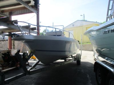 2005 Pro-Line 19 Sport 2014 Yamaha 115 4 stroke and trailer