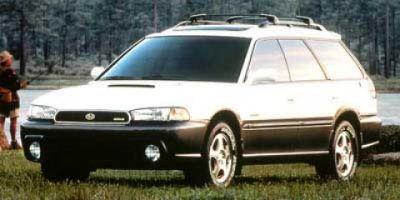 1998 Subaru Legacy Outback (Deep Sapphire Pearl)