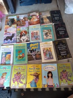 The price is for all 20 books
