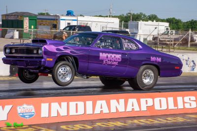 '72 Duster turnkey 9 sec. race car