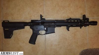 For Sale: Brand new ar-15 pistol $800 or best offer