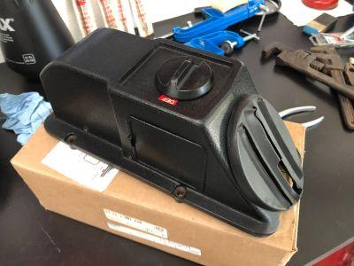 911SC / Carrera Auto Heater Control