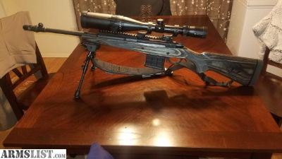 For Sale/Trade: Ruger gunsight scout 308